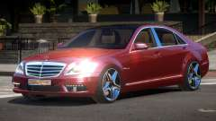 Mercedes Benz S65 LS для GTA 4