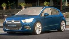 Citroen DS4 ST для GTA 4