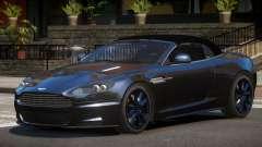 Aston Martin DBS Volante SR для GTA 4