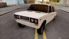ВАЗ 2106 Dubai Style для GTA San Andreas