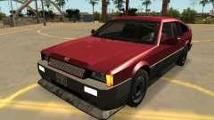 Динка компактная Блиста (ЭКО-значки-дополнительно-ПДж) для GTA San Andreas
