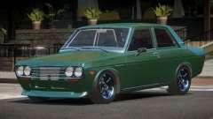1972 Datsun Bluebird 510 для GTA 4