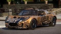 Lotus Exige M-Sport PJ4 для GTA 4