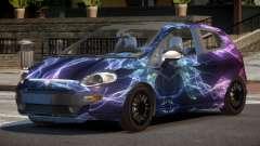 Fiat Punto TR PJ2 для GTA 4