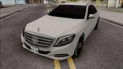 Mercedes-Benz S350 Bluetec 2014 SA Style для GTA San Andreas
