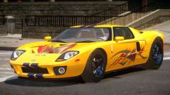 Ford GT1000 RS PJ2 для GTA 4