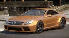 Mercedes Benz SL65 GS для GTA 4