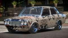 1972 Datsun Bluebird 510 PJ4 для GTA 4