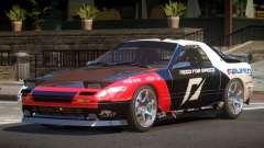 Mazda RX7 GS PJ2 для GTA 4