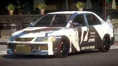 Mitsubisi Lancer IX SR PJ1 для GTA 4