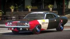 1969 Plymouth Cuda GT PJ5 для GTA 4