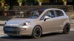 Fiat Punto TR для GTA 4