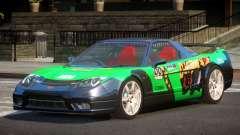 Honda NSX Racing Edition PJ2 для GTA 4