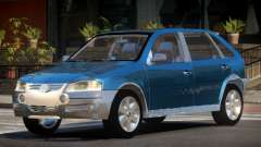 Volkswagen Gol SL для GTA 4
