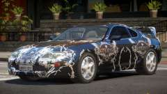 Toyota Supra G-Style PJ5 для GTA 4