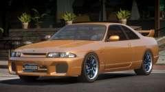Nissan Skyline R32 LR для GTA 4