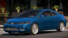 Honda Civic BS для GTA 4