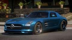 Mercedes Benz SLS A-Style