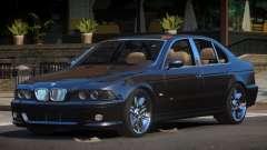BMW M5 E39 ST для GTA 4