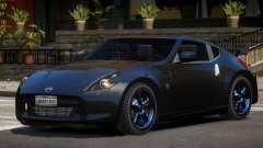 Nissan 370Z Qn для GTA 4