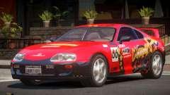 Toyota Supra G-Style PJ2 для GTA 4
