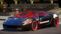 Lamborghini Gallardo FSI PJ1 для GTA 4