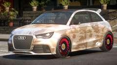 Audi A1 G-Style PJ3 для GTA 4
