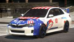 Subaru Impreza WRX SR PJ1 для GTA 4