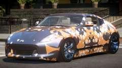 Nissan 370Z TR PJ2 для GTA 4