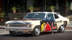 Chevrolet Nova RT PJ4 для GTA 4