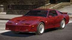 1991 Pontiac Firebird PJ5 для GTA 4