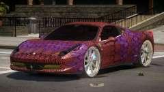 Ferrari 458 R-Tuned PJ3 для GTA 4