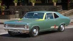 Chevrolet Nova RT PJ3 для GTA 4