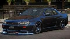 Nissan Skyline R34 SPE