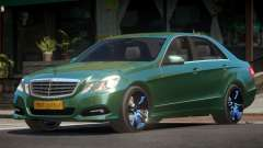 Mercedes Benz E63 G-Tuned для GTA 4