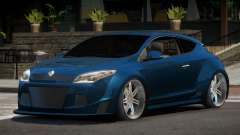 Renault Megane R-Tuning для GTA 4