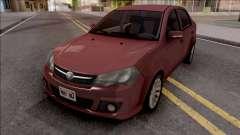Proton Saga FLX v2.0 для GTA San Andreas