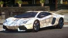 Lamborghini Aventador LP700-4 GS PJ5 для GTA 4