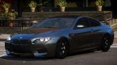 BMW M6 F12 TR