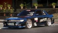 Nissan Silvia S13 TR PJ4 для GTA 4