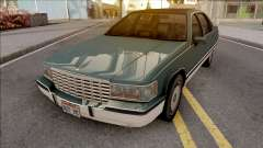 Cadillac Fleetwood Brougham 1993 v2 для GTA San Andreas