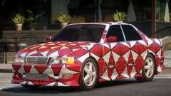 Toyota Chaser LR PJ2 для GTA 4