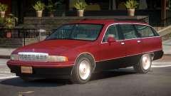 Chevrolet Caprice CL для GTA 4