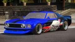 Ford Mustang TR Custom PJ2 для GTA 4