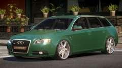 Audi S4 BS для GTA 4