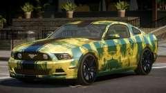Ford Mustang GST PJ4 для GTA 4