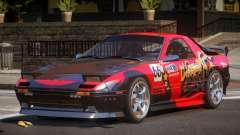 Mazda RX7 GS PJ6 для GTA 4
