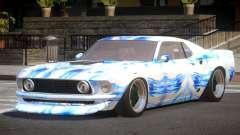 Ford Mustang TR Custom PJ1 для GTA 4