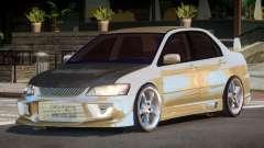 Mitsubishi Lancer G-Style для GTA 4