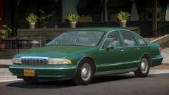 Chevrolet Caprice V1.2 для GTA 4
